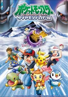 Pokemon Diamond & Pearl (Pokemon: Diamante y Perla) Latino