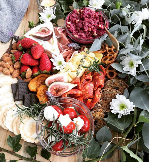 wedding food grazing tables boards platters canberra