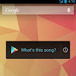 Sound Search for Google Play widget, now available on Google Play