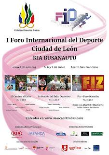 Foro Internacional del Deporte leon 2017