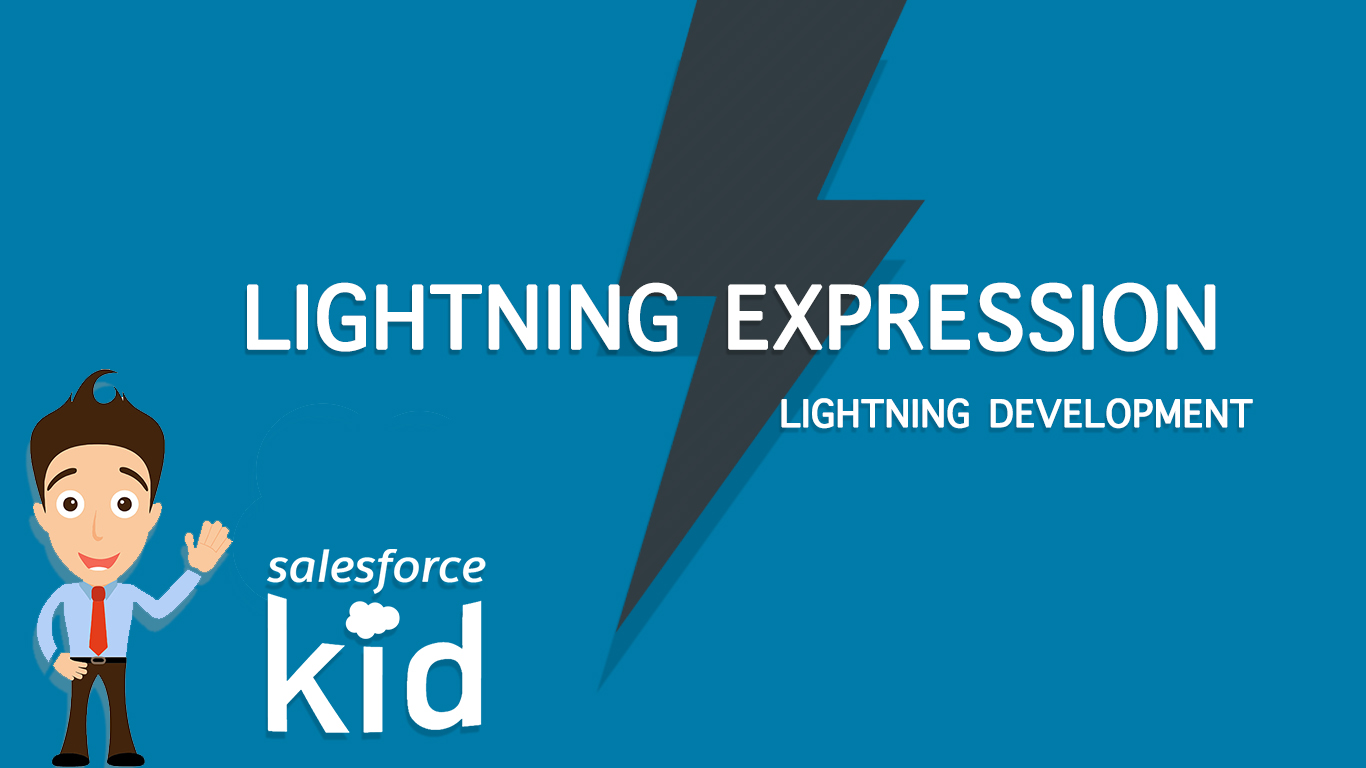 salesforce lightning expression