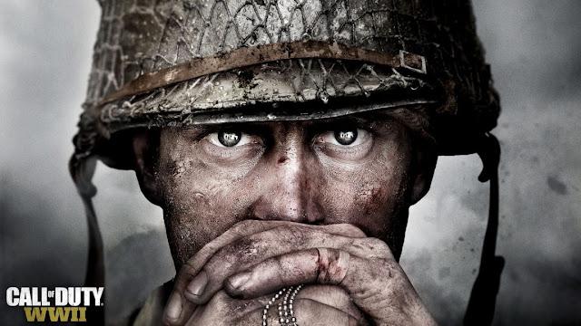 اعلان CoD:WWII علي الطريقة المصرية