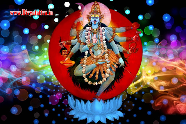 Goddess Mahakali wallpaper, Beautiful Mahakali HD photo free download