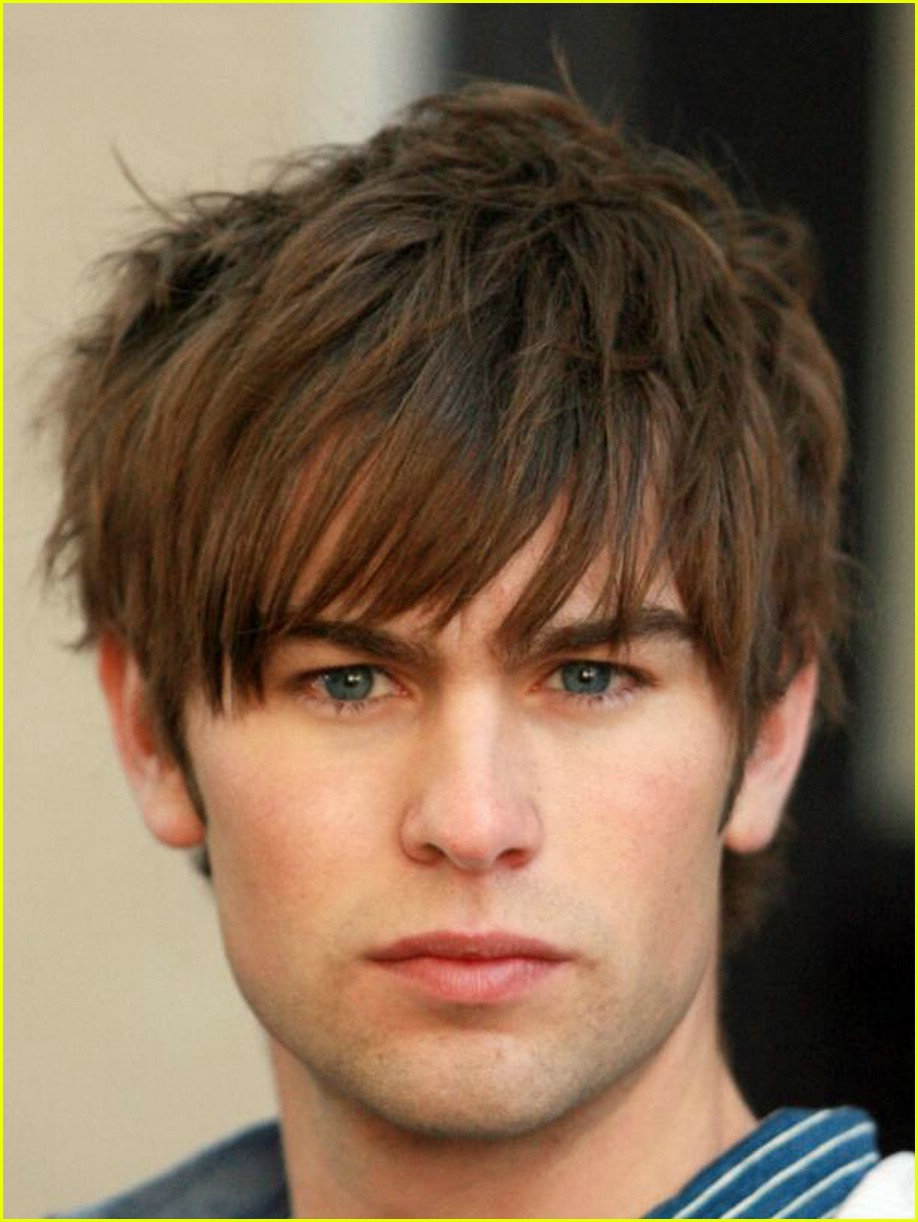 Mens Shag Hairstyle Pictures   Hairstyles And Fashion