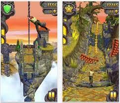 game Temple Run cho dien thoai