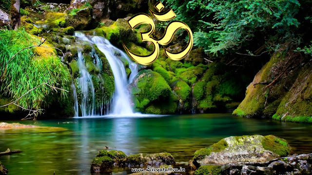 om nature background, aum pics, om clipart, om nature, aum green, symbol hindus om