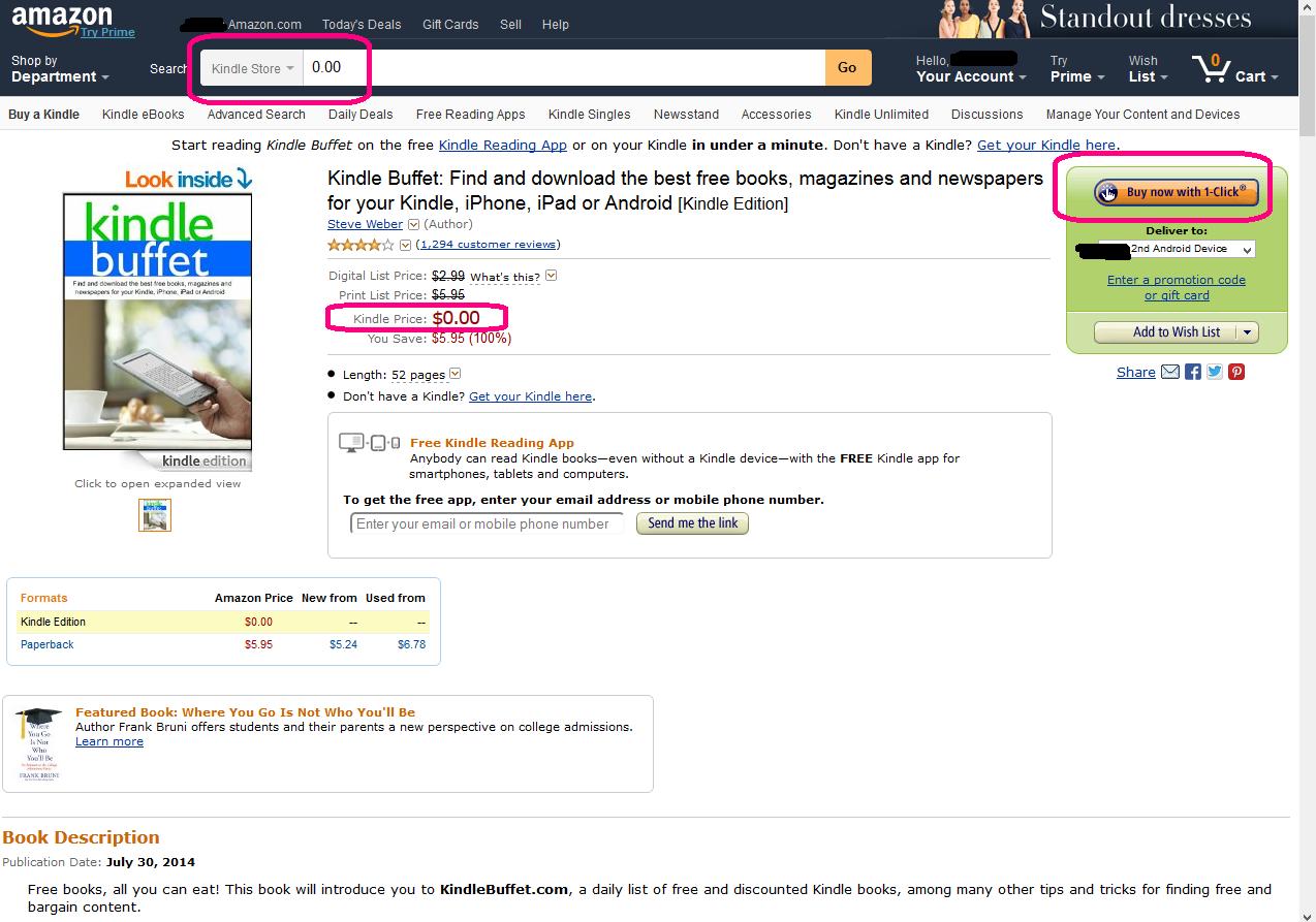 OnyxTowers: Where To Find Kindle Free Ebooks