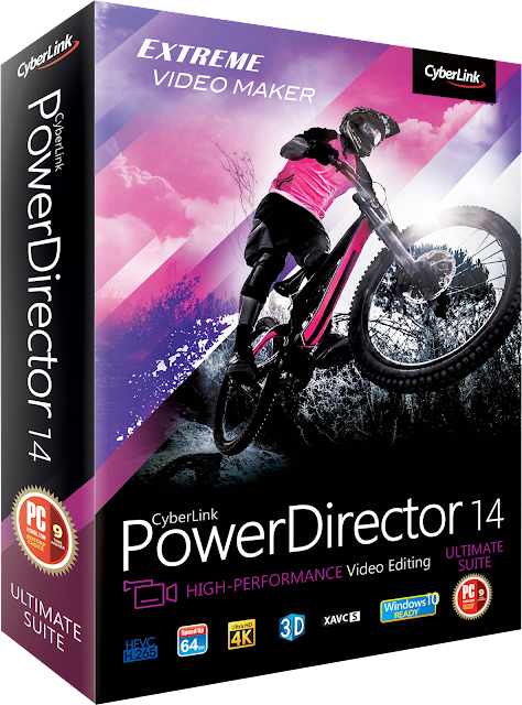 powerdirector 14 ultimate torrent