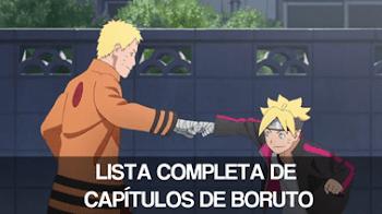 Lísta de Capítulos de Boruto - Naruto The Next Generatión