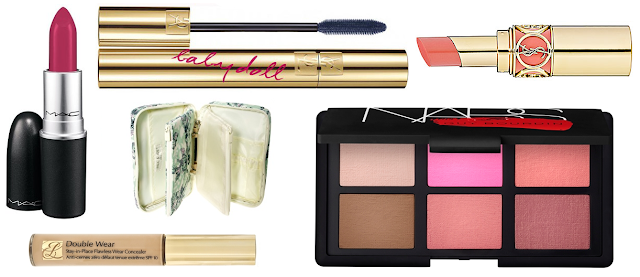 Beauty Wishlist High End