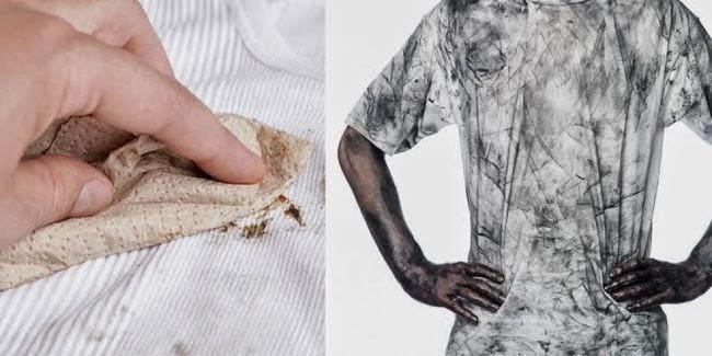 Cara Menghilangkan Noda Oli Pada Pakaian