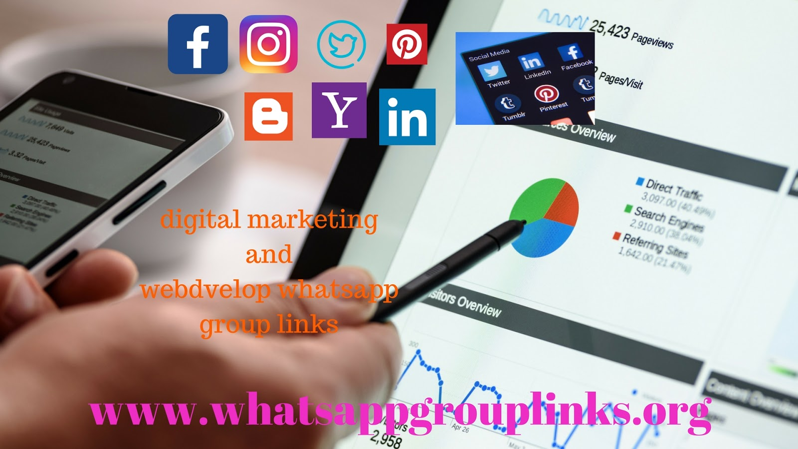 JOIN DIGITAL MARKETING AND WORDPRESS/WEBDEVLOPERS WHATSAPP