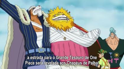 One Piece Episódio 772