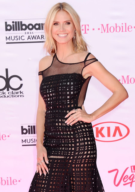 Actress, Model, @ Heidi Klum - 2016 Billboard Music Awards, T-Mobile Arena, Las Vegas