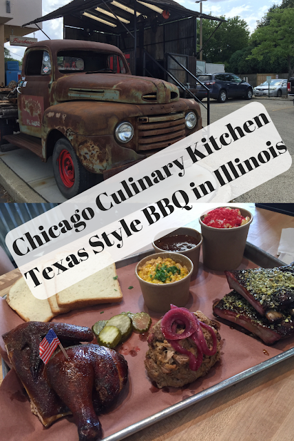 Chicago Culinary Kitchen Texas Style BBQ in Palatine, Illinois