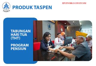 Program Pensiun PT Taspen