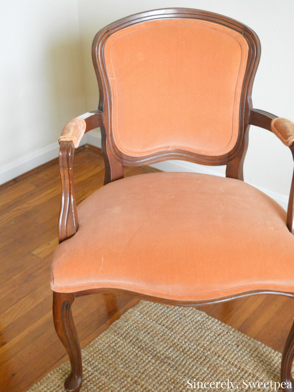 velvet-upholstered-vintage-king-louis-chair