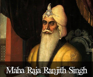 Maharaja Ranjit Singh was the founder of the Sikh Empire
