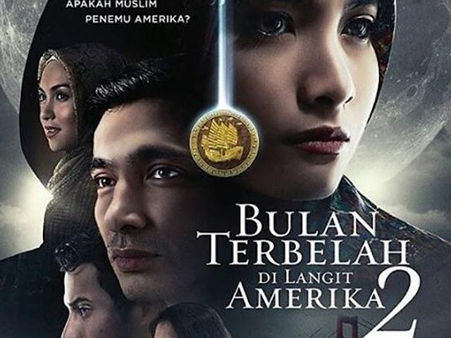 """Film """"Bulan Terbelah di Langit Amerika 2"""" Tayang 8 Desember 2016"""
