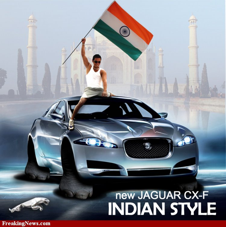 Luxury Cars: Indian Jaguar Land Rover HD Wallpapers