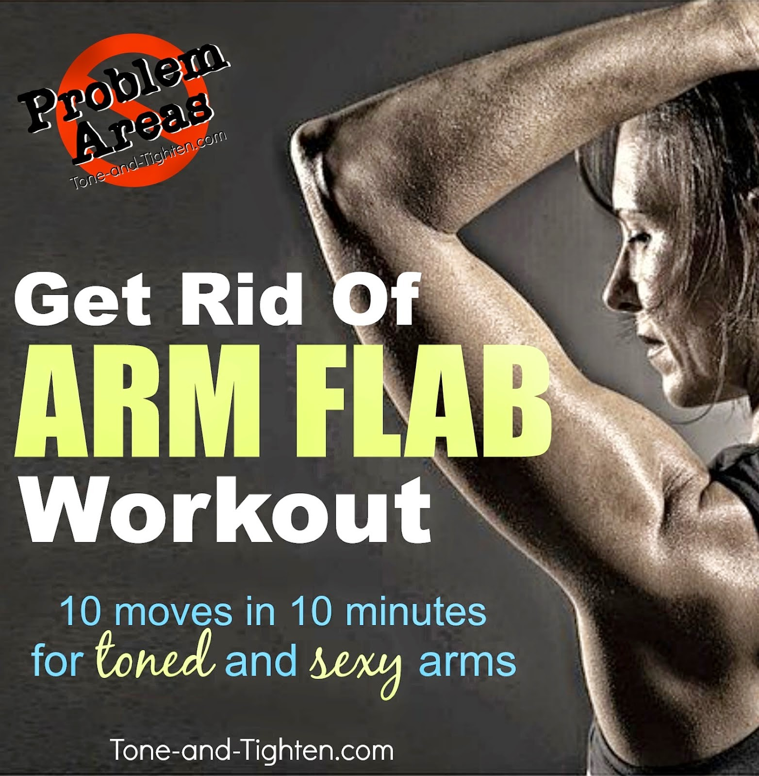 The Best Arm Toning Workout With Dumbbells Tone And Tighten