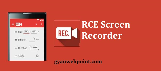 Android-Mobile-Screen-Record