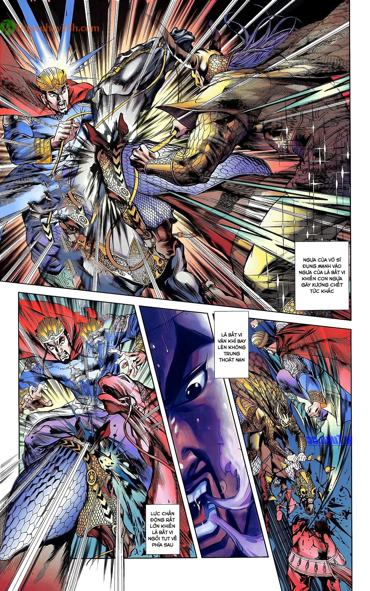 Tần Vương Doanh Chính chapter 31 trang 6