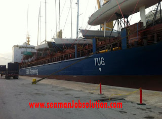 Job For Container Ship