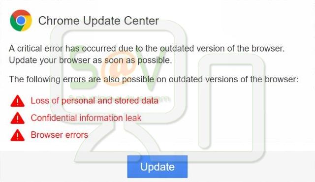 Chrome Update Center