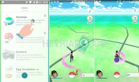 Cara Menangkap Pokemon Go Tanpa Berjalan