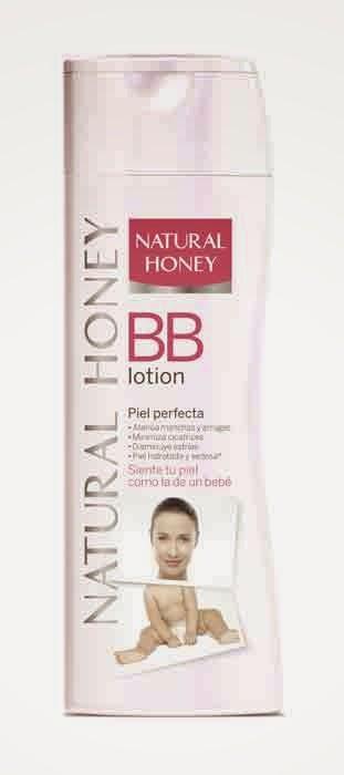 BB Body Cream Natural Honey