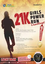 21K Girls Power Run Challenge • 2017