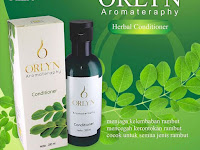 Orlyn Aromateraphy Conditioner NASA Solusi Rambut Sehat & Lembut