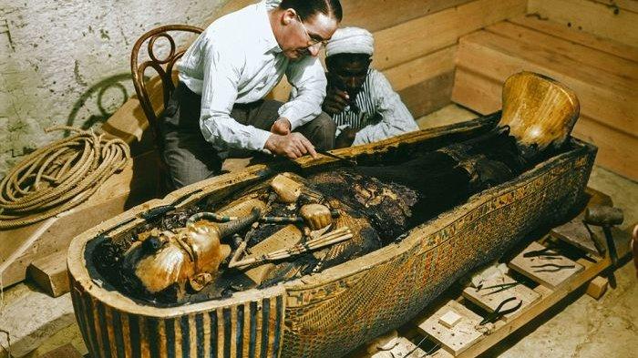 Aneh, Orang-orang yang Menyentuh Makam Firaun Ini Semuanya Mati
