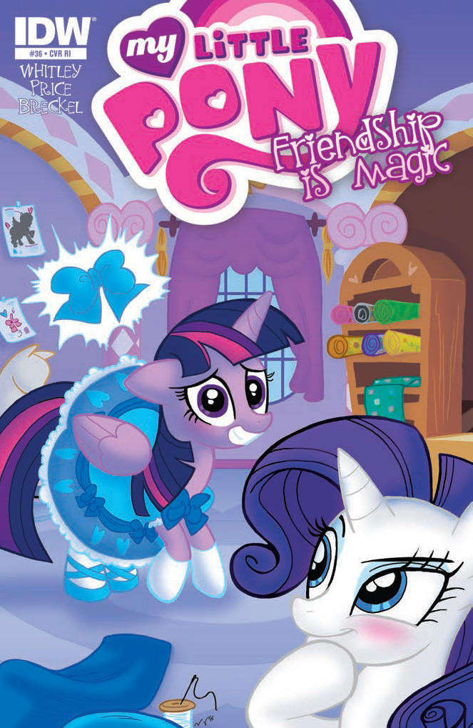 Friendship Is Magic 36 Released Mlp Merch