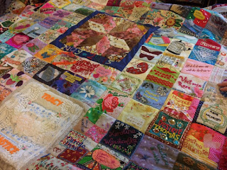 The Women's Quilt - Festival of Quilts 2017
