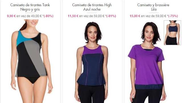 sportwear mujer