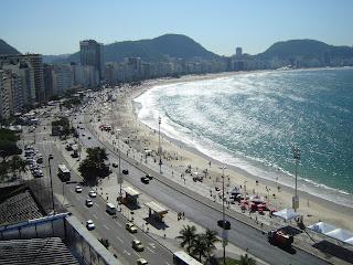 Se balader à Rio