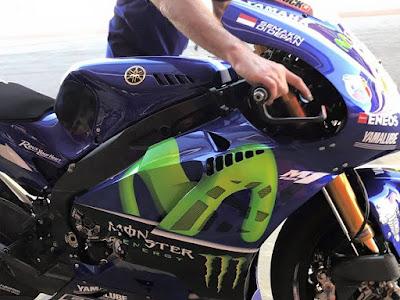 Uccio Cerita Betapa Kompaknya Rossi - Vinales