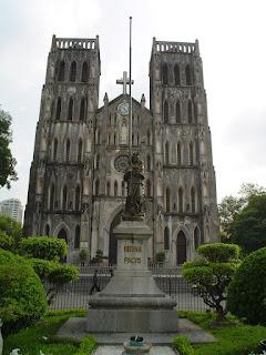 Catedral San José de Hanoi