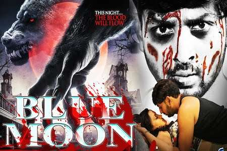Blue Moon 2016 Hindi Dubbed 300MB HDRip 480p