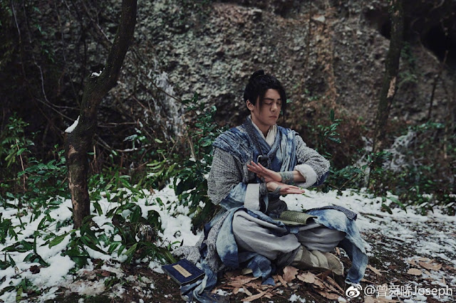 Joseph Zeng Shunxi actor Zhang Wuji