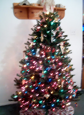 Our Christmas Tree 2012
