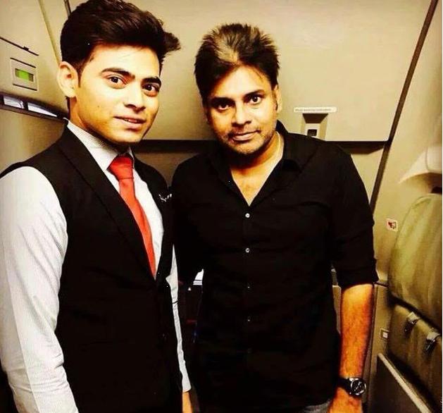 Pawan Kalyan and  SJ Surya New Movie Details Kushi 2