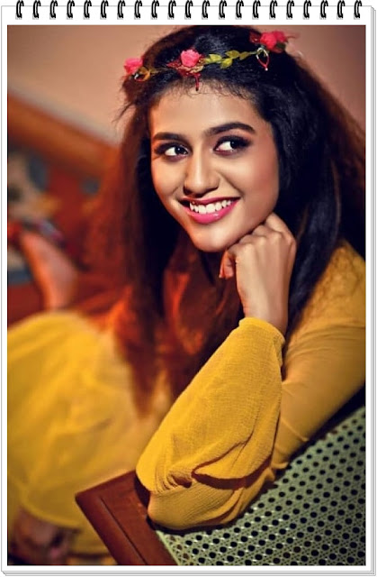 Hot Pics of Priya Prakash Varrier-3