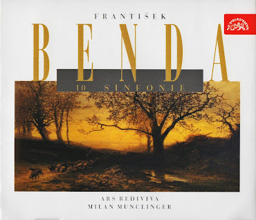 Benda F.: Symphonies