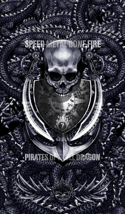 Pirates of skull dragon 7