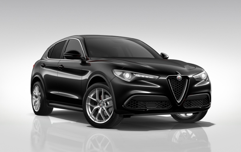 alfa romeo stelvio  2019    colors