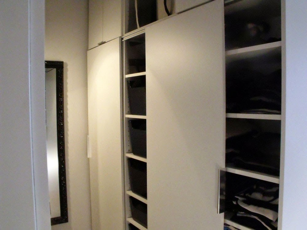 Faktum as walk-in closet - IKEA Hackers - IKEA Hackers