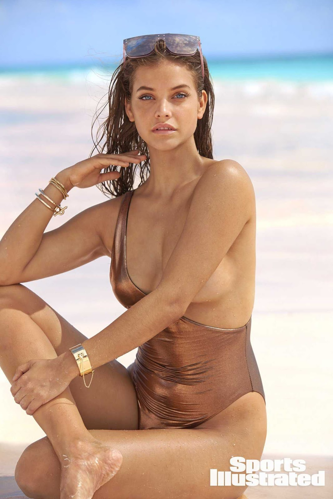 Barbara Palvin – Sports Illustrated Swimsuit Issue 2018